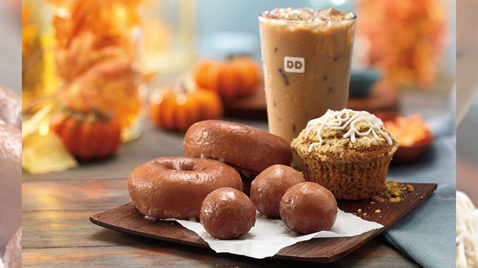Dunkin' Donuts Menu With Prices and Hours 2021