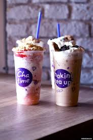 Chatime Menu Along With Prices and Hours | Menu and Prices