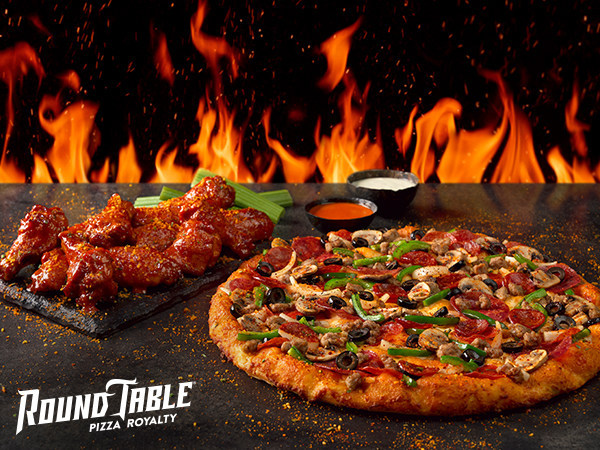 Round Table Along With, Round Table Toppings