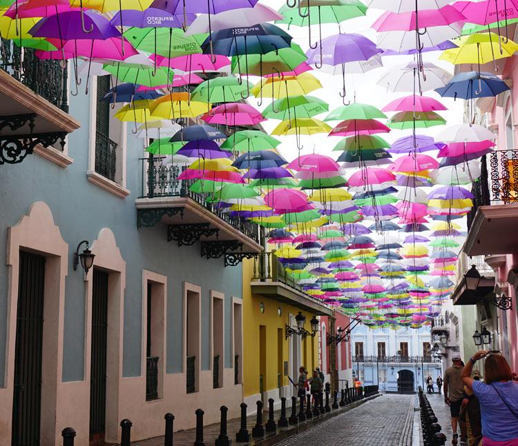 Old San Juan Menu