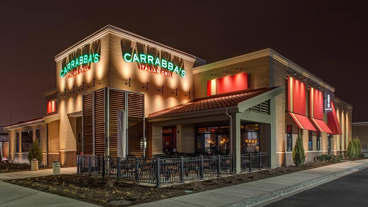 Carrabba's menu